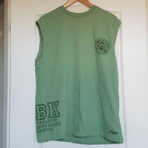 3/$20 Reebok green sport football 79 top men XL